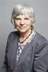 Councillor Janet Burgess MBE